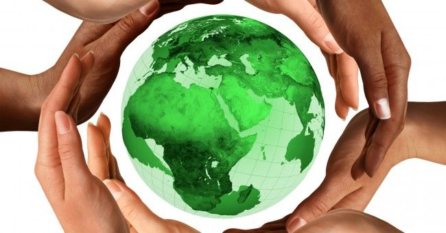 learn English and help protect the environment at the same time