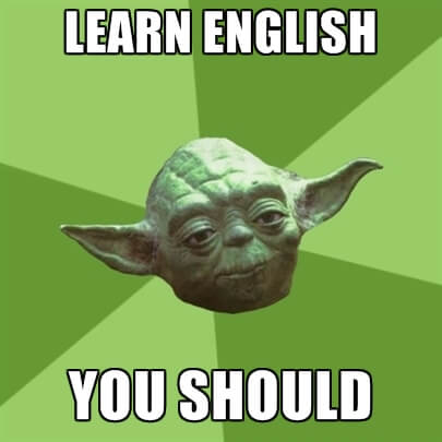 learn basic English