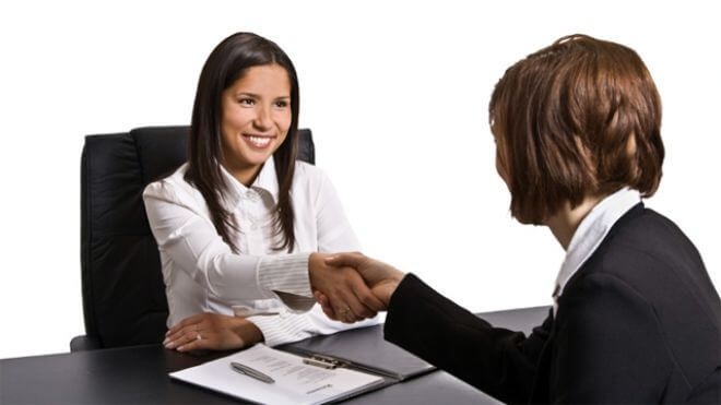 how to ace your job interviews in English