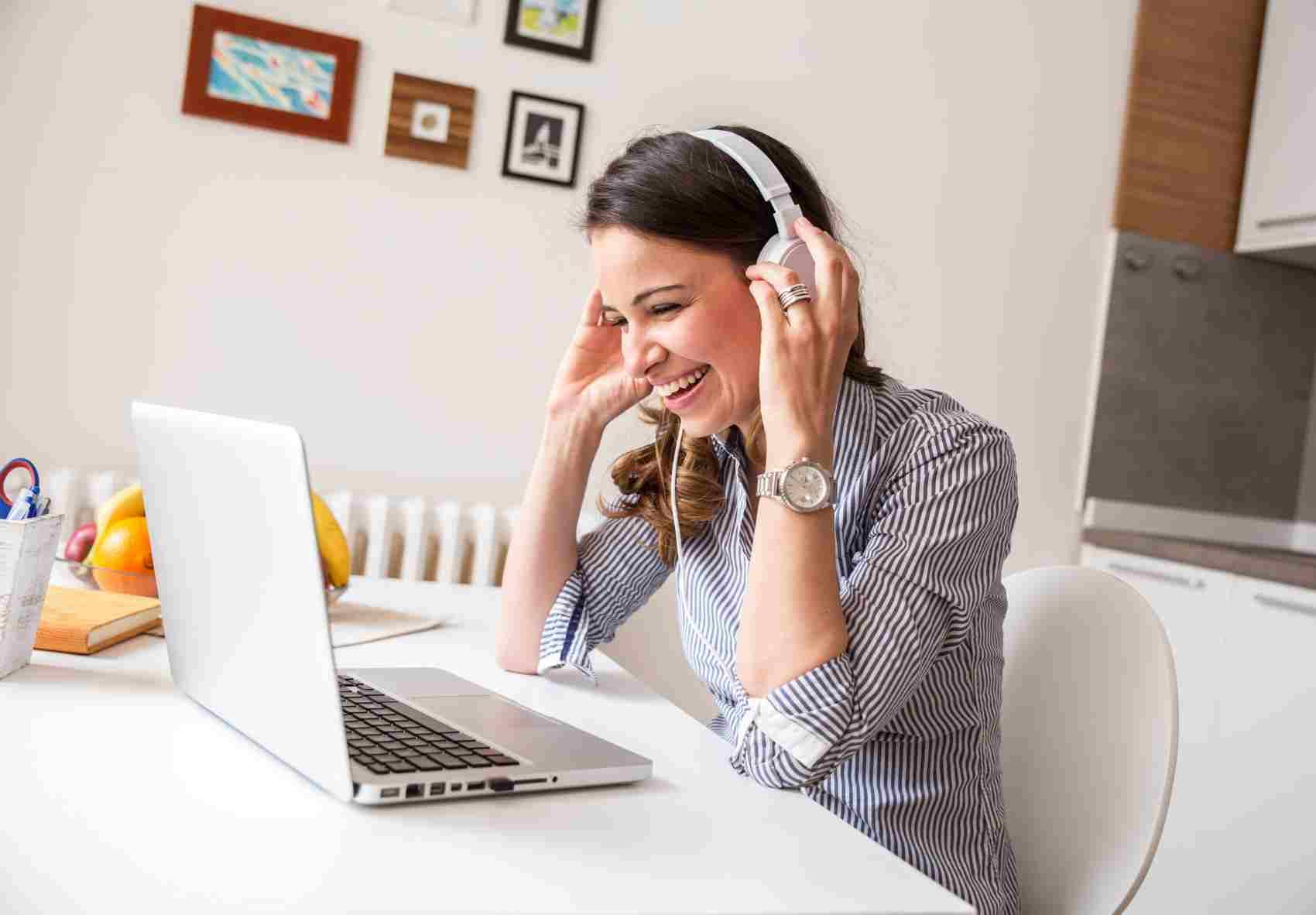 Disfruta de sus clases de inglés por Skype