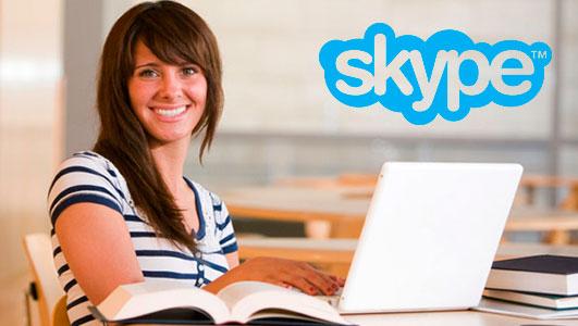 clase de ingles gratis por skype