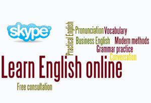curso de inglés por skype