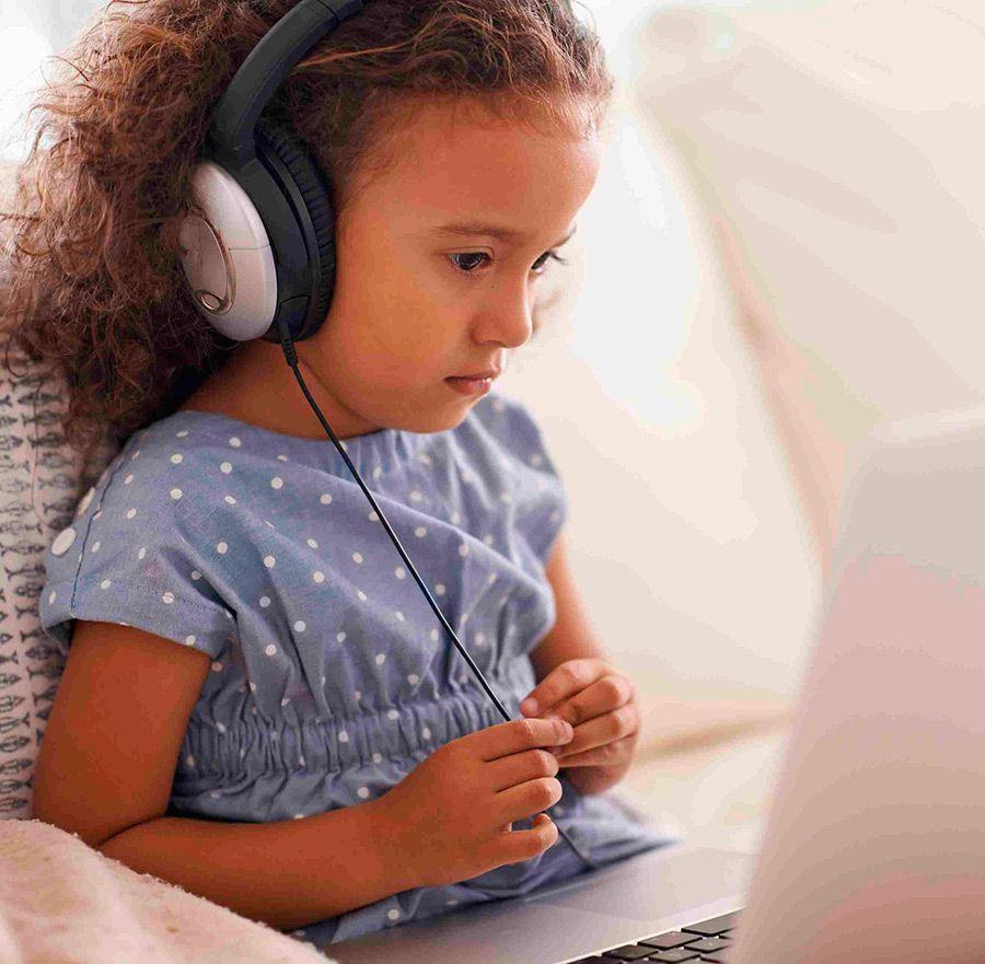 cursos de inglés particulares para niños online