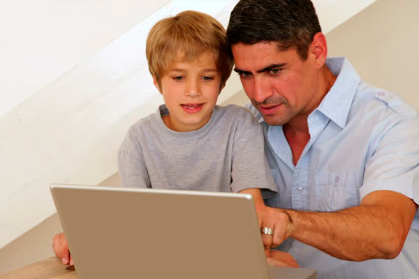 cursos de inglés por Skype para niños