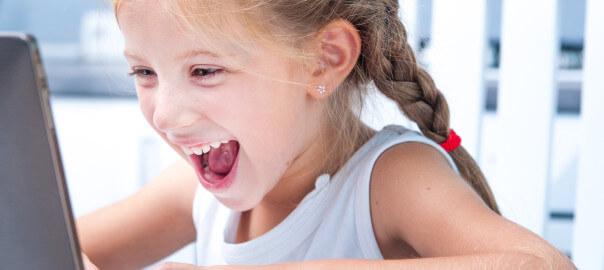 cours d'anglais pour enfants par Skype