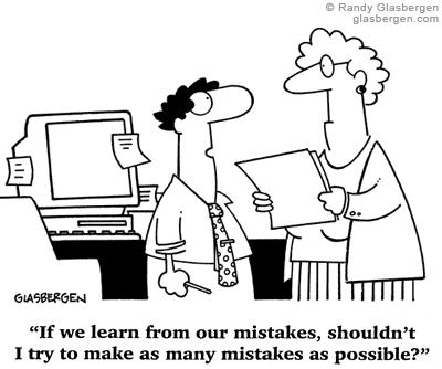 les erreurs les plus courantes en anglais