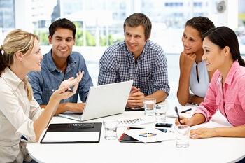 apprendre l'anglais des affaires en ligne