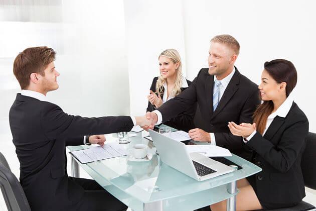 les entretiens d'embauche en anglais sont de plus en plus fréquents
