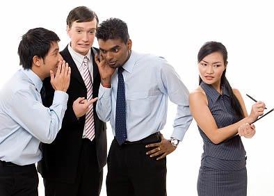parler anglais au travail