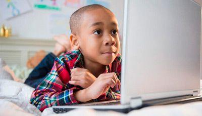 cours d'anglais pour enfants via Skype