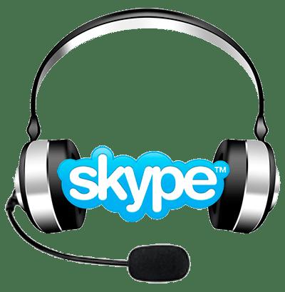 leçons anglais Skype