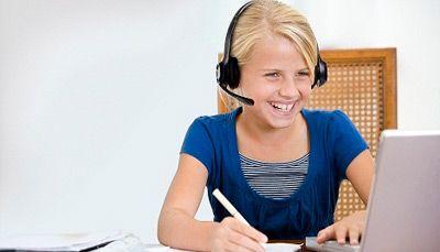 cours d'anglais par Skype pour enfants