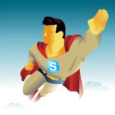 Skype va révolutionner l'enseignement de l'anglais