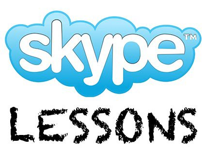 leçons d'anglais en ligne