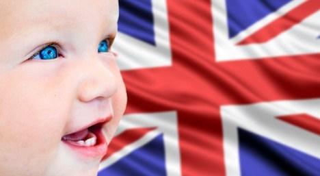 comment enseigner l'anglais à son bébé