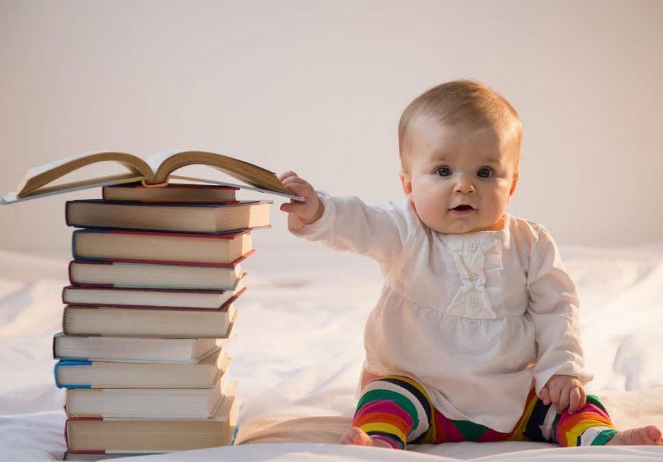 enseigner l'anglais à son bébé