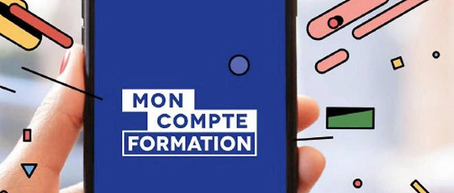 L'application Mobile Mon Compte Formation