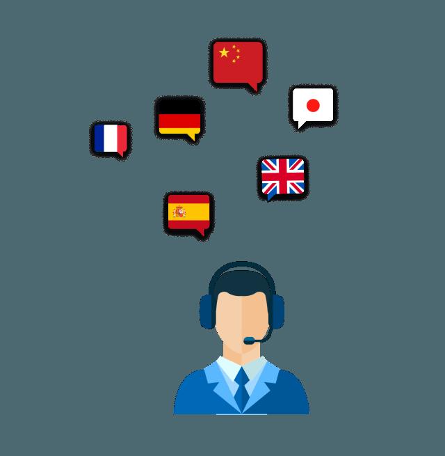 cours de langues par visioconférence