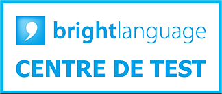 bright language certificat