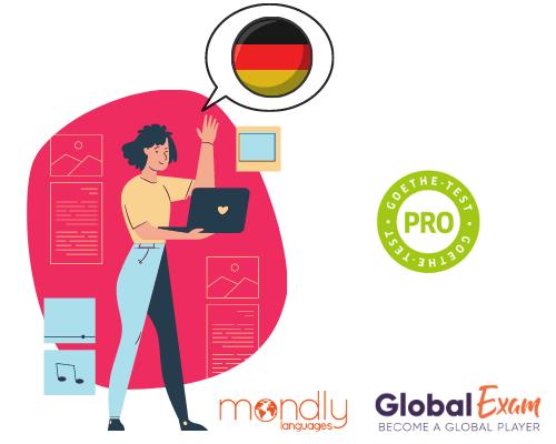 Formation allemand visioconférence et e-learning