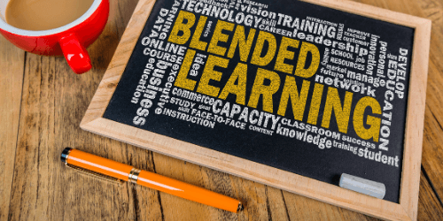 Avoir accès au blended learning grâce à son cpf