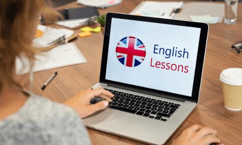 choix cours en anglais