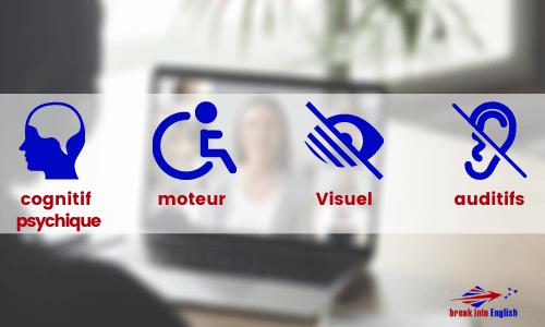 Handicap et formation : l'accessibilité des formations en langues pour les personnes en situation de handicap
