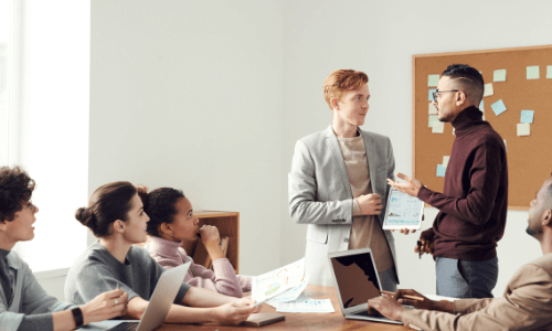 formules de politesse en anglais pour animer réunion