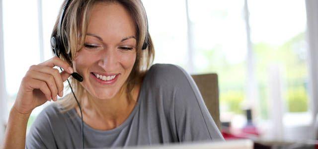 General English classes via Skype