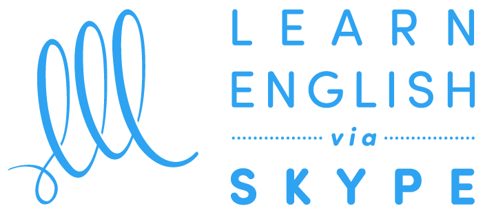 learn English via Skype