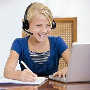 Skype English classes for children
