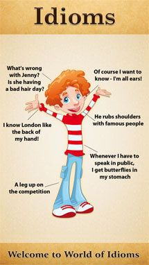 English Expressions and Idioms