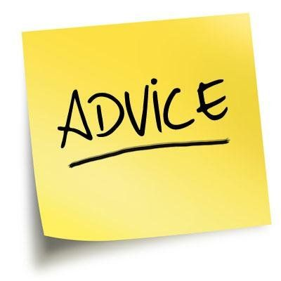 how to give advice in English