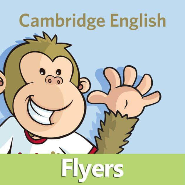 Preparing Kids for Cambridge Flyers
