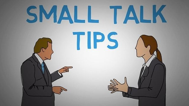 Small talk: how and when to speak informally in english