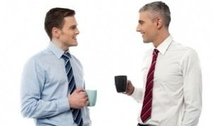 Small talk tips for business English