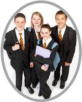 School uniform words for au pairs