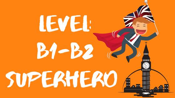Grammar resources level B1-B2