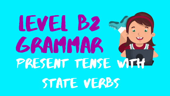 State verbs and the Present simple