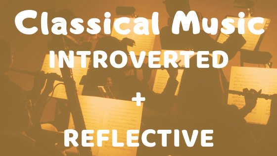Classical music and personality adjectives