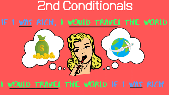 the 2nd conditional
